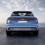 Audi Q8 Concept - Difusor