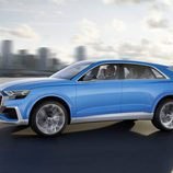 Audi Q8 Concept - Lateral