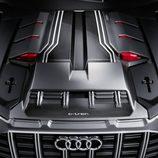 Audi Q8 Concept - Motor