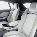 Audi Q8 Concept - Asientos