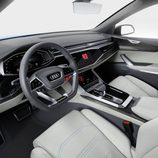 Audi Q8 Concept - Habitáculo