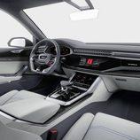 Audi Q8 Concept - Salpicadero