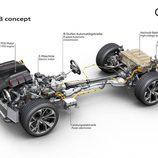 Audi Q8 Concept - Hybrid