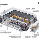 Audi Q8 Concept - Bateria