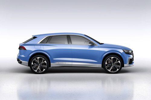 Audi Q8 Concept - Ventana