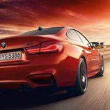 BMW M4 2017 - Escapes