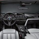 BMW M4 2017 - Interior de cuero