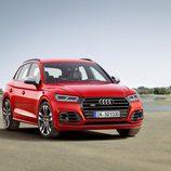 Audi SQ5 TFSI 2017 - LEDs