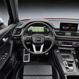 Audi SQ5 TFSI 2017 - Interior