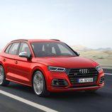 Audi SQ5 TFSI 2017 - Capó