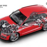Audi SQ5 TFSI 2017 - Técnica