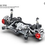 Audi SQ5 TFSI 2017 - Diferencial