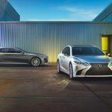 Lexus LS 2018 - Frontal