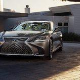 Lexus LS 2018 - Parrilla