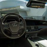 Lexus LS 2018 - Interior