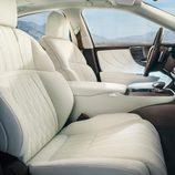 Lexus LS 2018 - Asientos delanteros