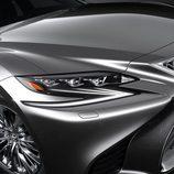 Lexus LS 2018 - Forma del faro
