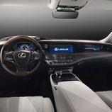 Lexus LS 2018 - Bicolor