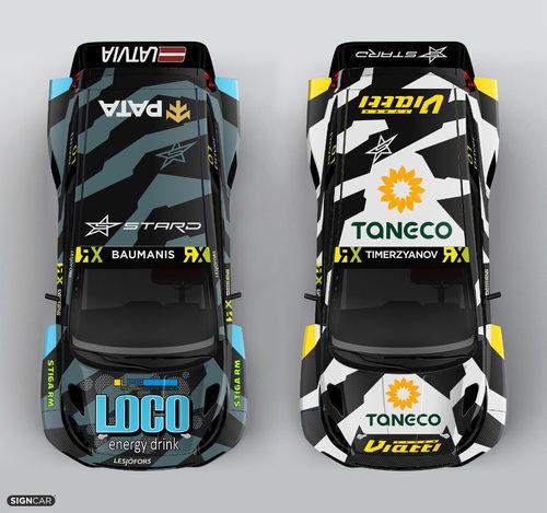 Ford Fiesta equipo STARD