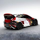 Ford Fiesta de MJP Racing Team Austria