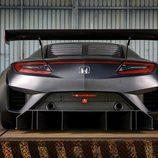 Honda presentó el Honda NSX GT3 de competición