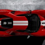 Ford presentó un histórico GT '67 Heritage Edition