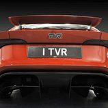 TVR vuelve a la carga con el poderoso Griffith