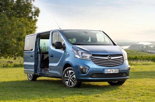 Opel anunció la nueva Vivaro Life