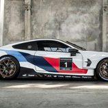 BMW presentó el poderoso M8 GTE