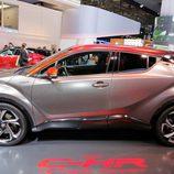 Toyota hace gala del nuevo C-HR Hy-Power