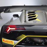 Lamborghini presentó el deportivo Huracán Súper Trofeo EVO