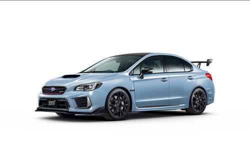 Subaru WRX STI 2018 S208