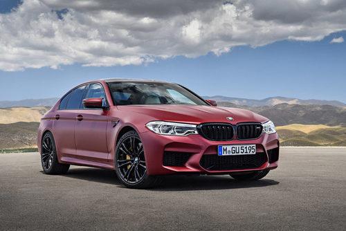 BMW hizo realidad el M5 First Edition