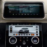 Land Rover presentó el Range Rover Velar y el futuro Road Velar