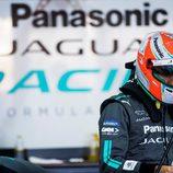Sébastien Buemi dominó el segundo día de pruebas en Valencia