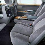 Toyota presenta la tercera generación del Century