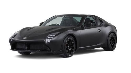 Nuevo Toyota GR HV Sport Concept con espíritu de competición