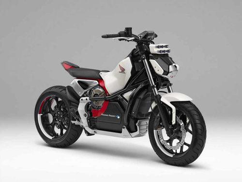 Nueva Honda Riding Assist-e Concept