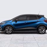 Renault y el nuevo Captur Iridium especial