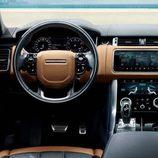 Land Rover presentó el Range Rover versión a combustible e híbrida 2018