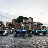 La Fórmula E presentó el trazado de Roma