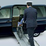 Toyota nos presenta su nuevo JPN Taxi