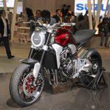 Desvelada la nueva Honda Neo Sport Cafe Concept 2018