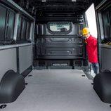 MAN presentó su nueva furgoneta de carga TGE