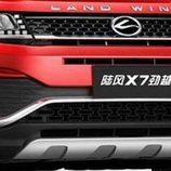 Jiangling presentó el Landwind X7 2018