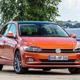 Volkswagen presentó el Polo TGI impulsado por GNC