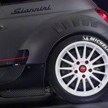 Giannini presentó el poderoso 350 GP4