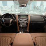 Infiniti QX80 lista para Dubai