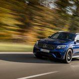 Mercedes-AMG presentó el poderoso GLC 63 4Matic+