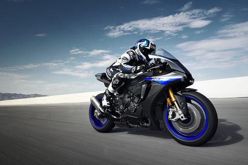 Descubre la nueva Yamaha YZF-R1M 2018
